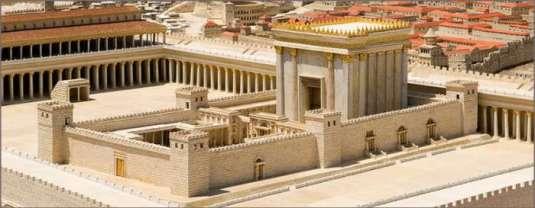 Jerusalem-Herodian-Temple-in-Israe-